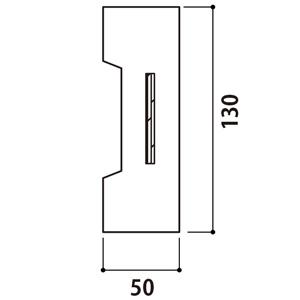 参考例2:既製品と異なる形状