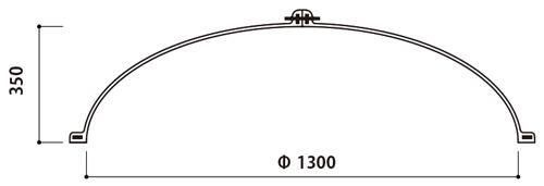 参考例1:意匠・形状を一部変更